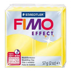 fimo effect amarillo