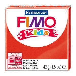 fimo kids rojo