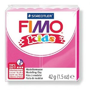 fimo kids rosa frambuesa