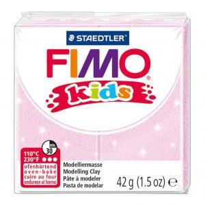 fimo kids rosa perla