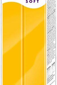 fimo soft amarillo fuerte