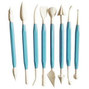 herramientas azules