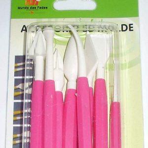 herramientas rosas