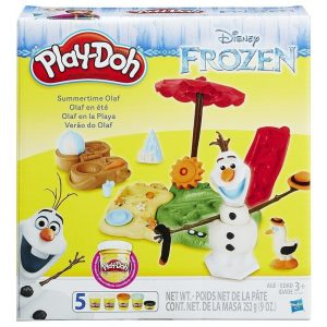 juego plastilina frozen