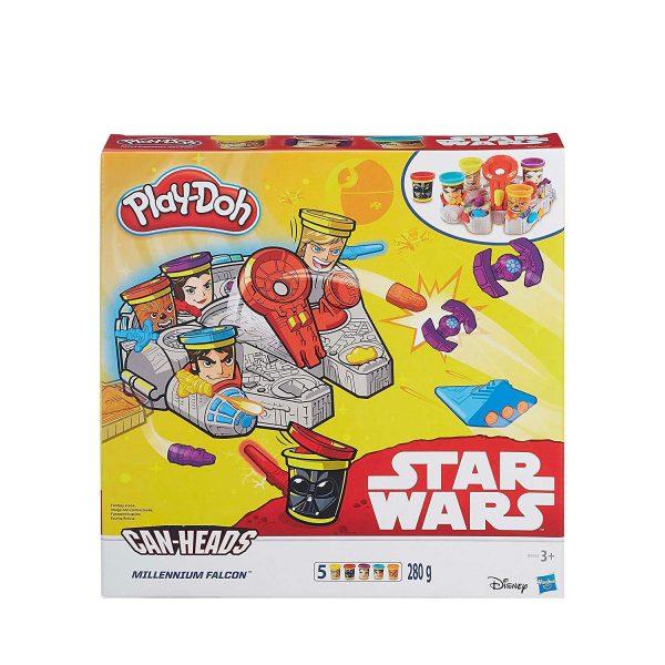 juego de plastilina star wars