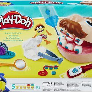 juego plastilina el dentista