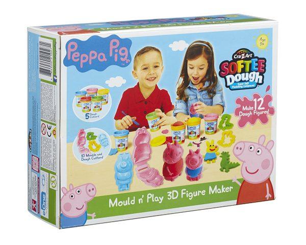 juego de plastilina peppa pig