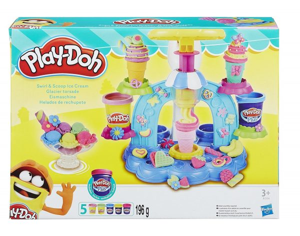 juegos plastilina helados