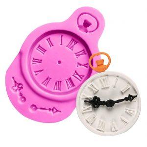 molde reloj