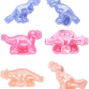 moldes dinosaurios