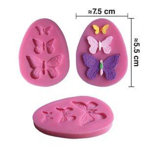 moldes mariposas