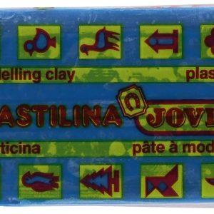 plastilina azul claro