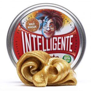 plastilina inteligente oro