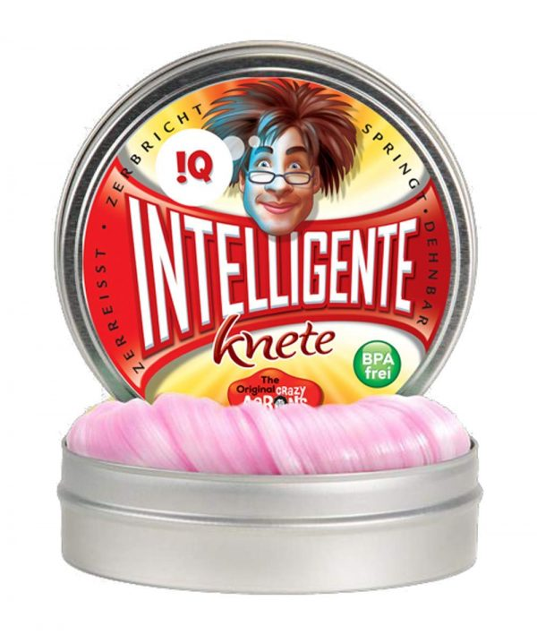 plastilina inteligente rosa