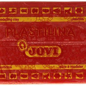 plastilina roja