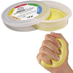 plastilina terapeutica amarilla
