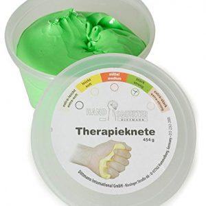 plastilina terapeutica verde