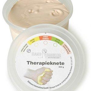 plastilina blanca terapeutica